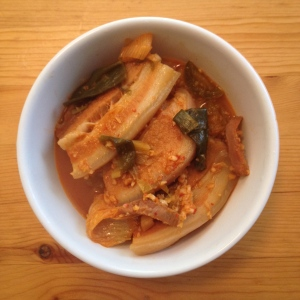 Kimchi Jjim