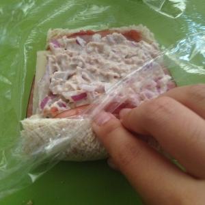 sandwich roll ups