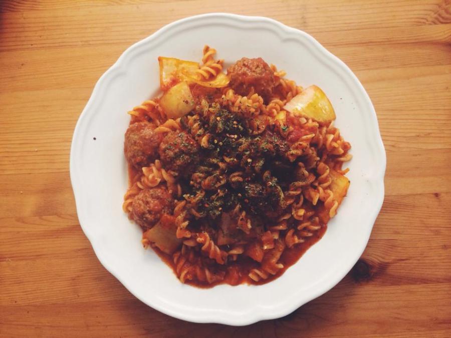 easy pasta recipe