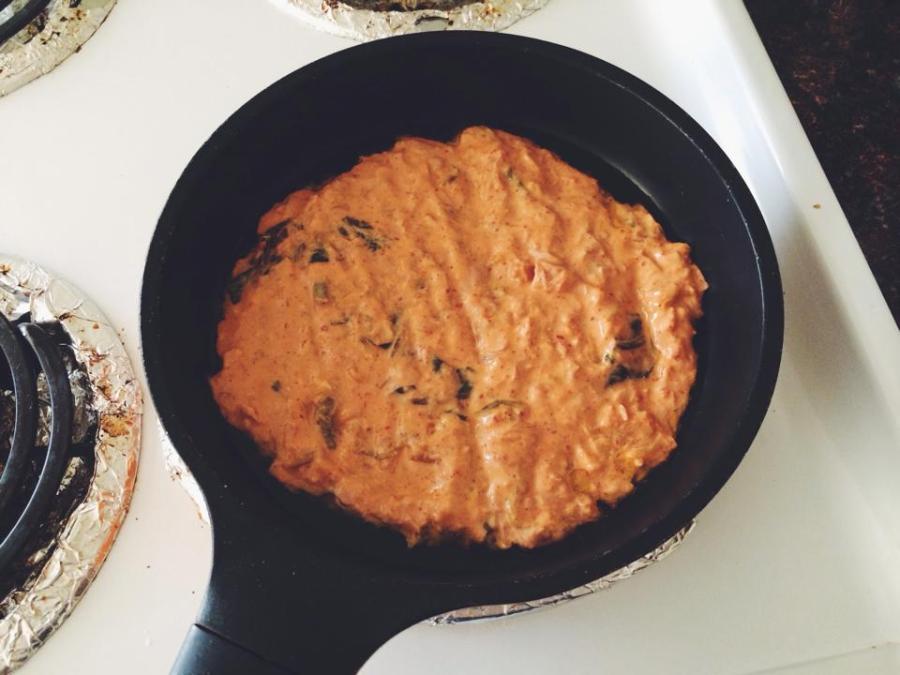 kimchi pancake recipe