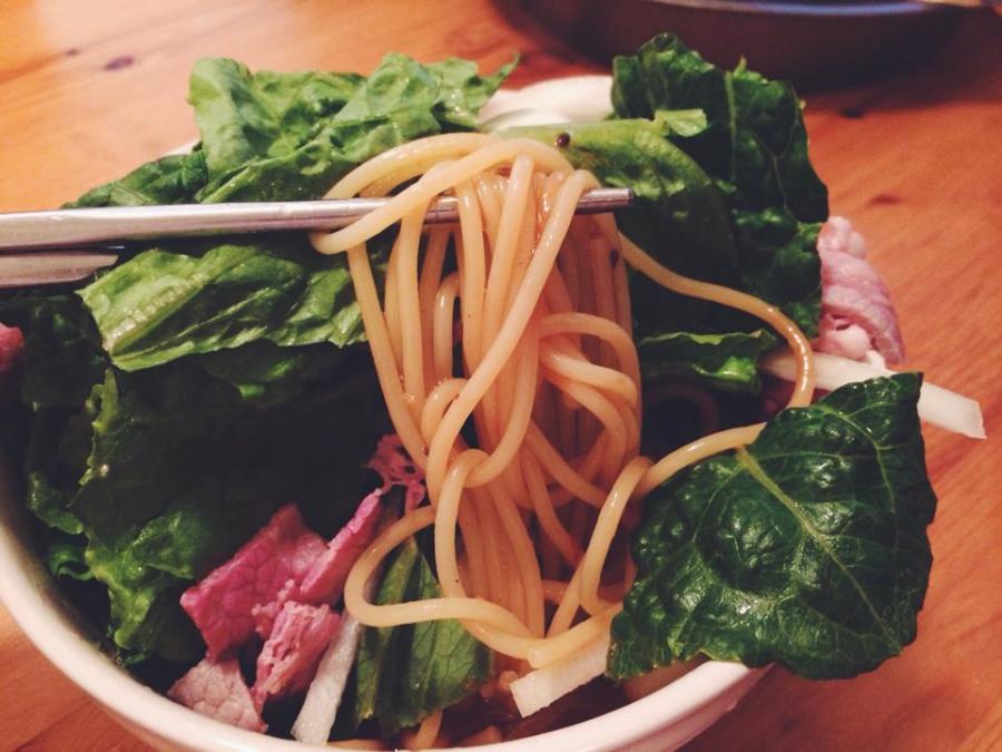 salad pasta recipe