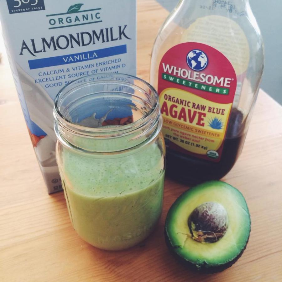 avocado smoothie recipe